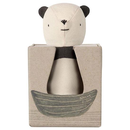 Maileg Maileg Noah's Friends rattle panda