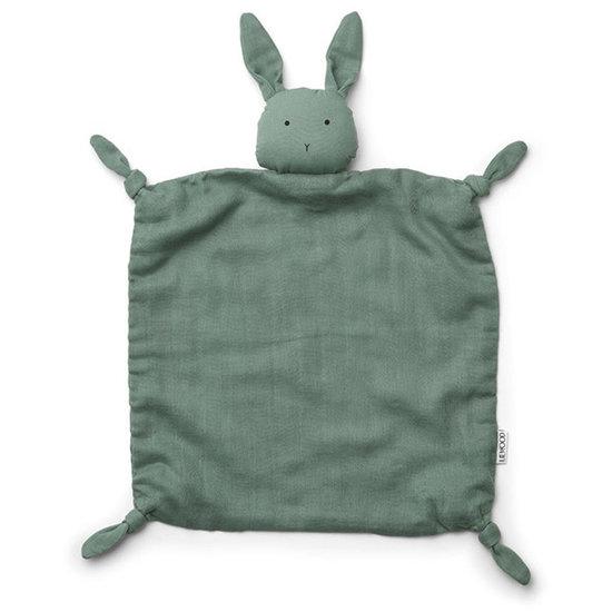 Liewood Knuffeldoekje Rabbit peppermint - Liewood