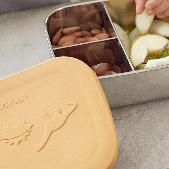 Liewood Lunch box Arthur Dino yellow mellow - Liewood