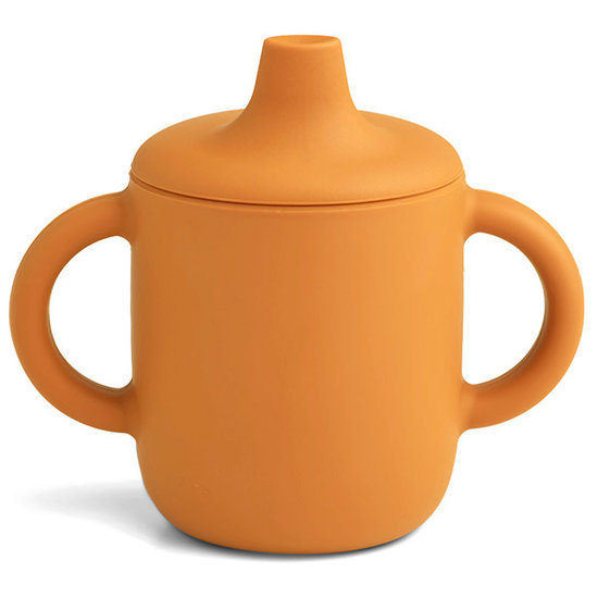 Liewood Liewood Neil sippy cup Mustard