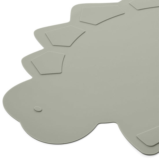 Liewood Liewood Tracy placemat Dino dove blue