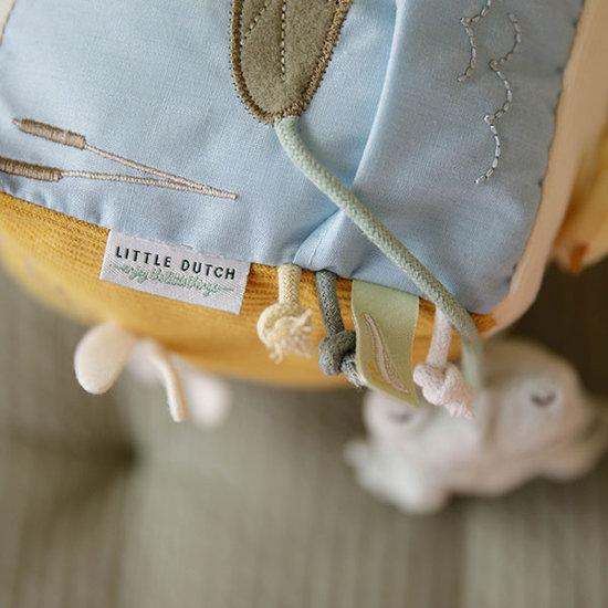 Little Dutch Aktivitätswürfel Soft Little Goose - Little Dutch
