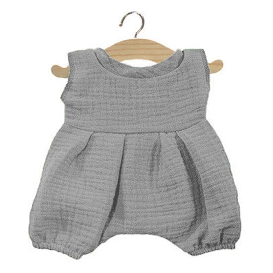 Minikane Doll clothes bloomer Noa Grey - Minikane