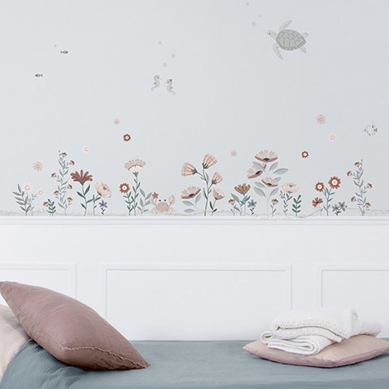 Lilipinso Lilipinso wall stickers Ocean Flowers