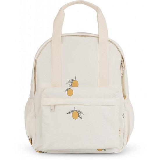 Konges Slojd Konges Slojd Loma backpack Mini Lemon