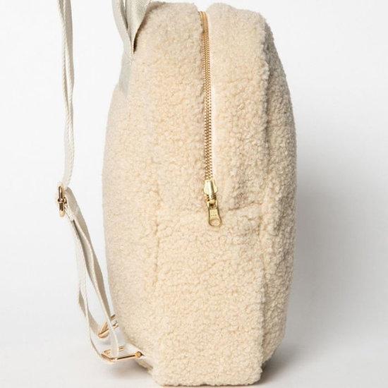 Studio Noos Studio Noos Mini Chunky rugzak beige