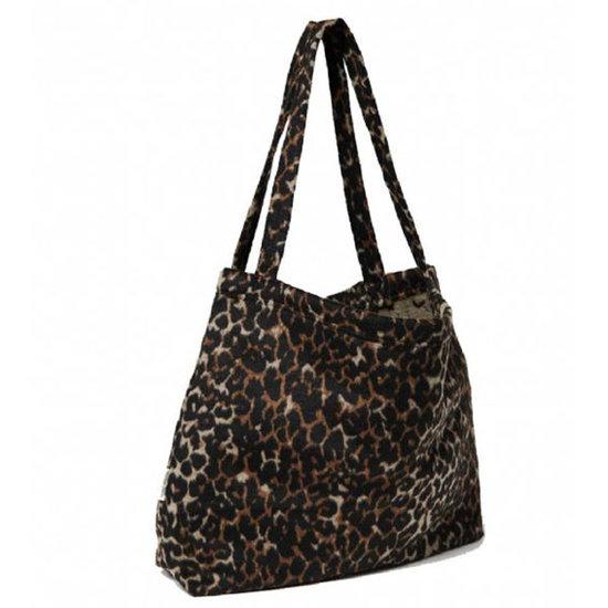 Studio Noos Studio Noos tas Mom-bag Brown Jaguar