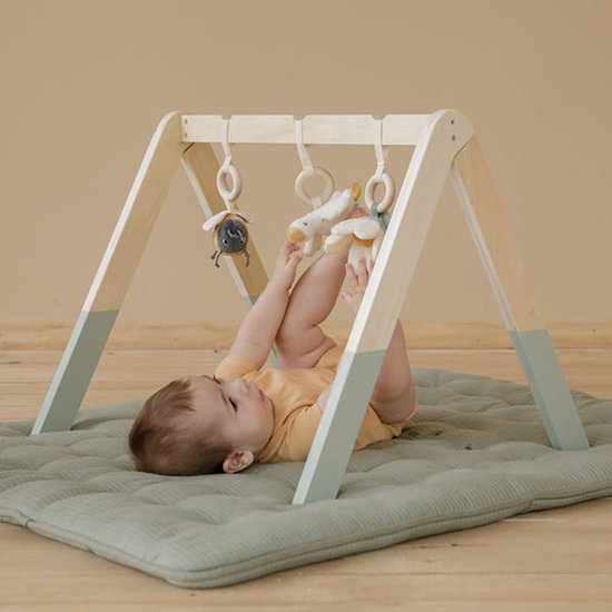 Little Dutch Baby gym wood Little Goose - Little Dutch