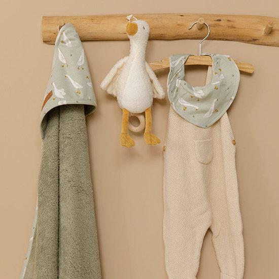 Little Dutch Little Dutch bandana bib - Little Goose