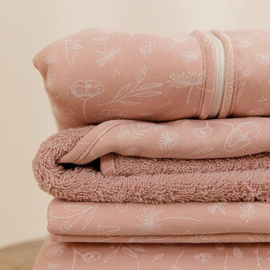 Little Dutch Little Dutch bandana slab - Wild Flower Pink