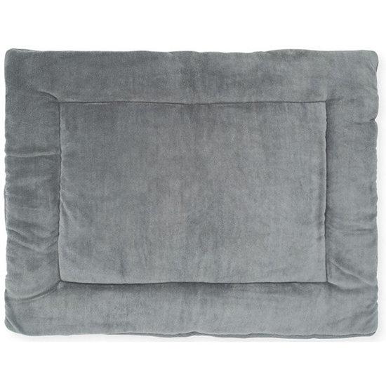 Jollein Jollein boxkleed Basic Knit Stone Grey