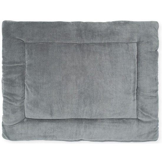 Jollein Jollein playpen mat Basic Knit Stone Grey