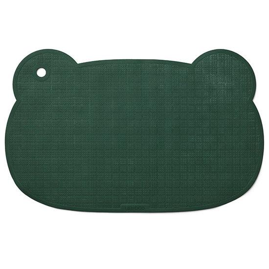 Liewood Liewood Sailor badmat - Mr bear garden green