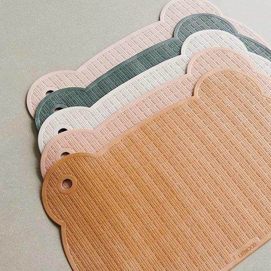 Liewood Liewood Sailor bath mat - Mr bear mustard