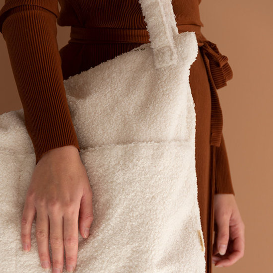 Nanami Nanami lifestyle tas teddy off-white