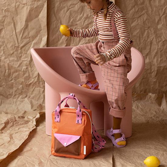 Sticky Lemon Sticky Lemon rugzak Small Sprinkles Carrot orange