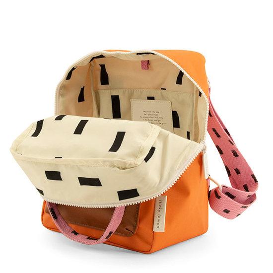 Sticky Lemon Sticky Lemon backpack S Sprinkles Carrot orange