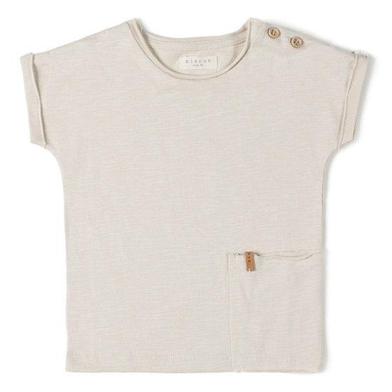 Nixnut Nixnut t-shirt korte mouw dust