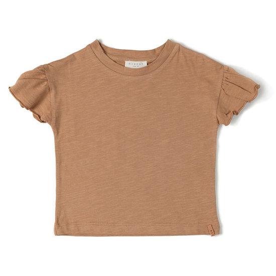 Nixnut Nixnut Fly t-shirt korte mouw nut