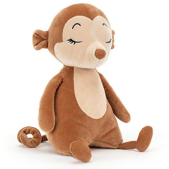 Jellycat Jellycat knuffel Sleepee Monkey