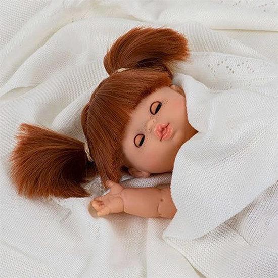 Minikane Babypop meisje Sleepy-eyed Gabrielle - Paola Reina