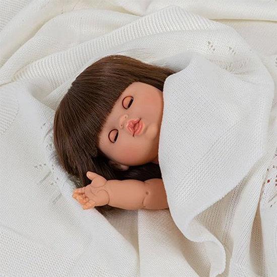 Minikane Babypop meisje Sleepy-eyed Chloé - Paola Reina