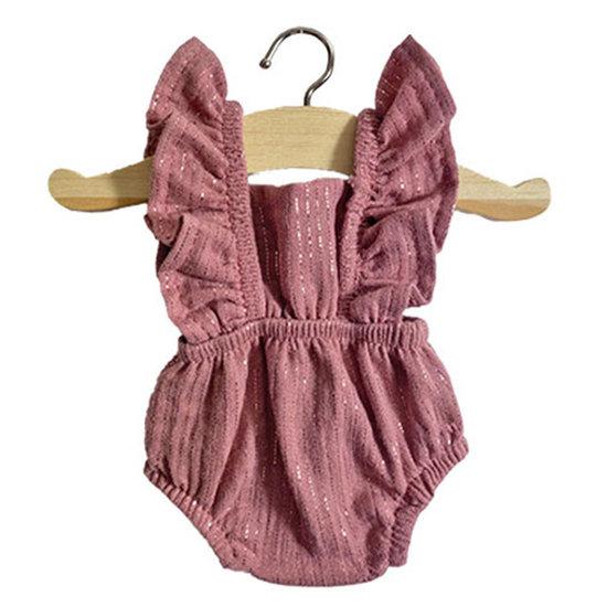 Minikane Doll clothes bloomer Rosethé - Minikane