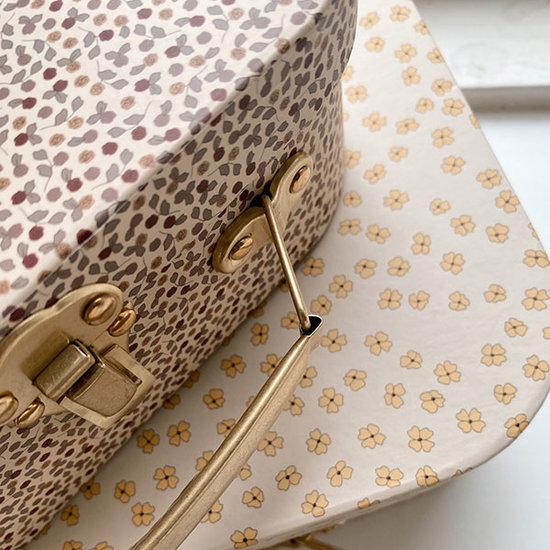 Konges Slojd Konges Slojd suitcases Buttercup yellow - Rosarie