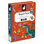 Janod speelgoed Janod magneetboek Dinosaurussen 50st 3-8jr