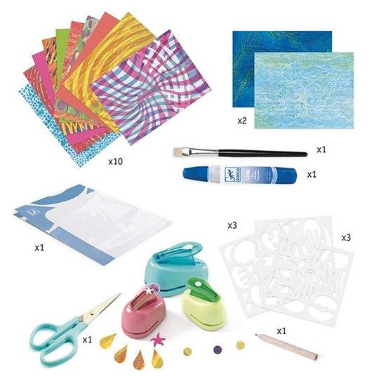 Djeco Djeco craft set Design with paper