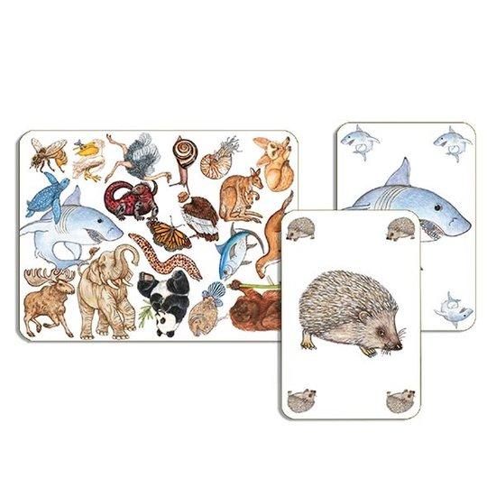 Djeco Djeco kaartspel Zanimatch +5jr