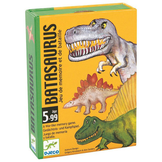 Djeco Djeco card game Batasaurus +5yrs
