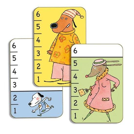 Djeco Djeco card game Bata-Waf +3yrs