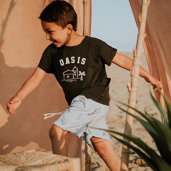 Sproet en Sprout Sproet en Sprout t-shirt korte mouw Oasis