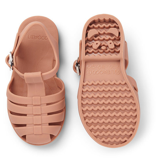 Liewood Water shoes Bre sandals Tuscany rose - Liewood