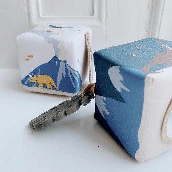 Konges Slojd Konges Slojd fabric blocks Dino