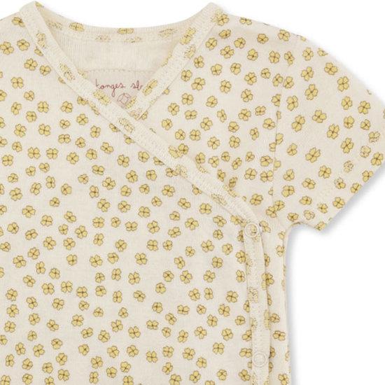 Konges Slojd Konges Slojd Newborn body Buttercup Yellow