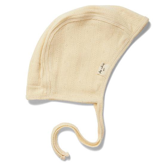 Konges Slojd Konges Slojd Minnie baby helmet Lemon sorbet
