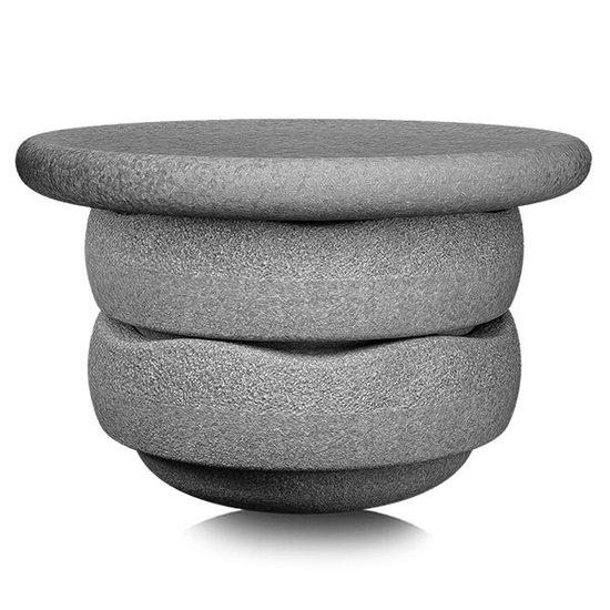 Stapelstein Stapelstein balanceer set grijs