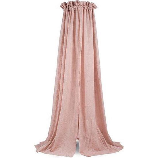 Jollein Jollein sluier vintage 155cm - Pale pink