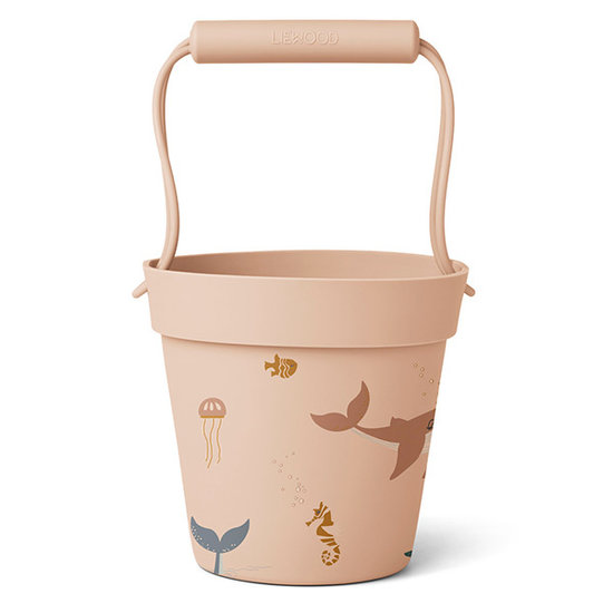 Liewood Liewood Linda bucket Sea Creature rose