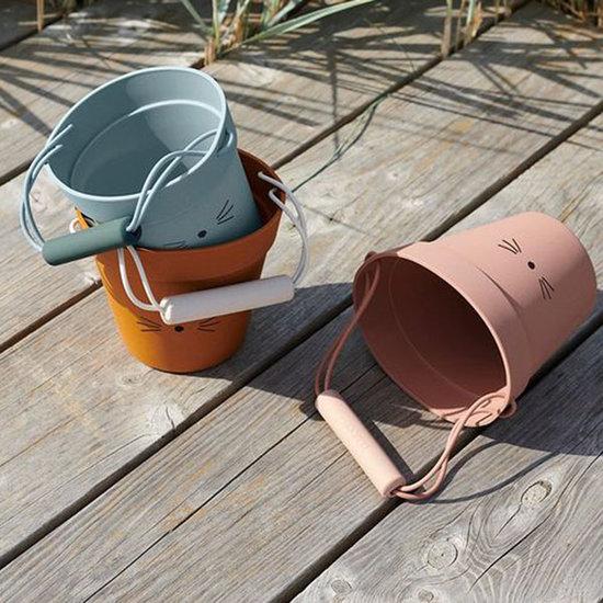 Liewood Liewood Linda bucket Rainbow love sandy