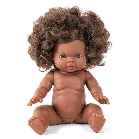 Minikane Babypop meisje Charlie - Paola Reina