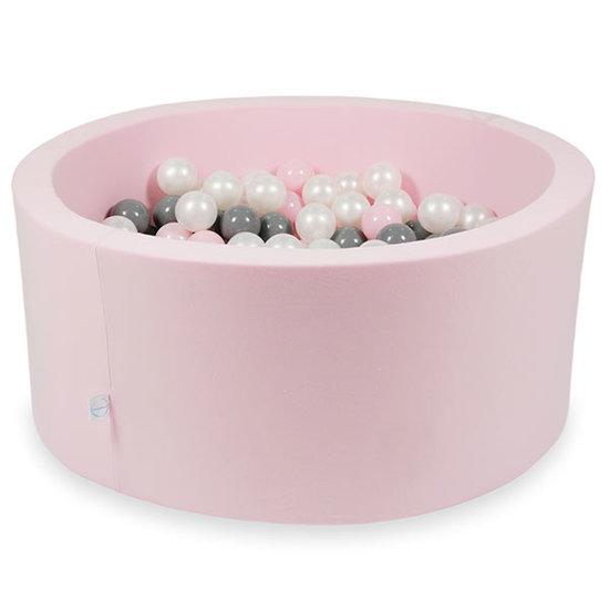 Moje Ballenbad pink 90x40 cm incl. ballen - Moje