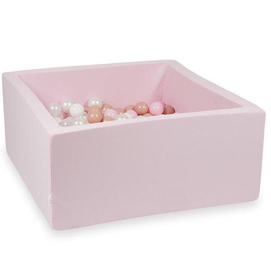 Moje Ballenbad pink 90x90x40 incl. ballen - Moje