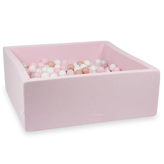 Moje Ballenbad pink 110x110x40 incl. ballen - Moje