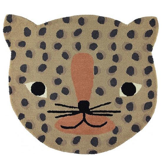 OYOY OYOY vloerkleed luipaard
