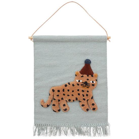 OYOY OYOY wandkleed luipaard
