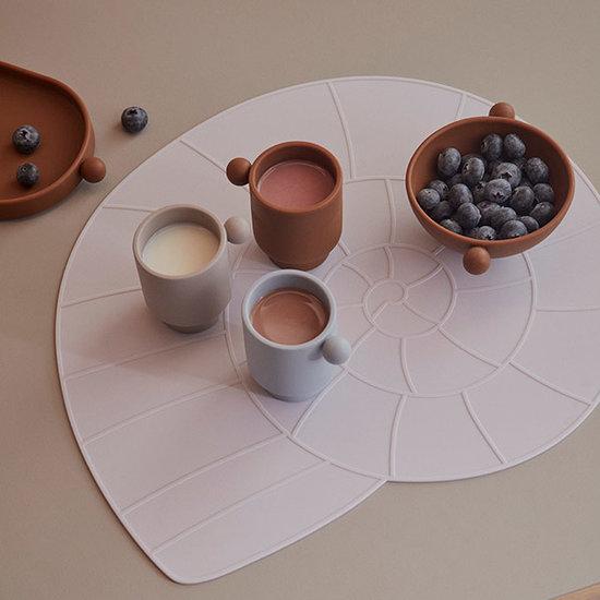 OYOY OYOY Tiny Inka tray bord - Caramel