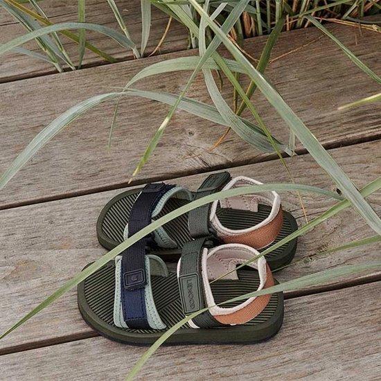 Liewood Liewood Monty sandalen Hunter green mix